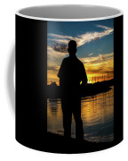 A Moment To Reflect Coffee Mug