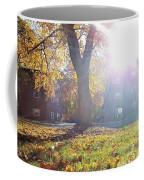 A Morning In Fall Coffee Mug