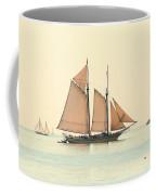 A Morning In Maine Coffee Mug