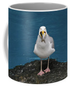 A Mouth Full Coffee Mug
