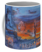 A Mystery Of Gods Coffee Mug by Steve Karol