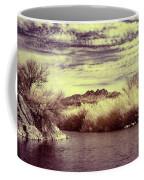 A Mystical River View Coffee Mug