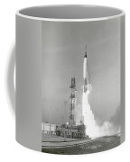 A Nasa Project Mercury Spacecraft Coffee Mug