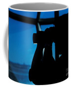 A Navy Air Traffic Controller Maintains Coffee Mug by Michael Wood
