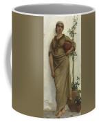 A Neapolitan Flower Seller, 1883  Coffee Mug