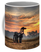 A New Day The Iron Horse Coffee Mug