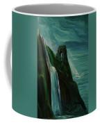 A New Light On The Norman Ruins Coffee Mug