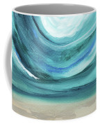 A New Start Wide- Art By Linda Woods Coffee Mug