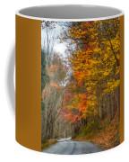 A Newport Autumn Coffee Mug
