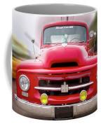 A Nice Red Truck  Coffee Mug