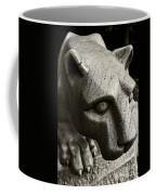 A Nittany Lion Coffee Mug