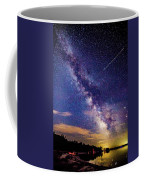 A Northern View Of The Milky Way Coffee Mug