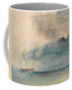 A Paddle-steamer In A Storm Coffee Mug