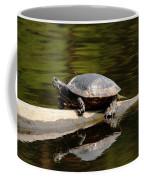 A Painted Reflection Coffee Mug