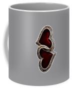 A Pair Of Hearts Coffee Mug