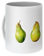 A Pair Of Pears Coffee Mug