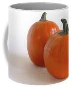 A Pair Of Pumpkins Coffee Mug