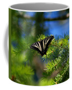A Pale Swallowtail Coffee Mug