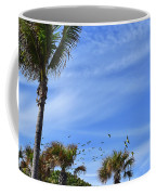 A Pandemonium Of Parrots 2 Coffee Mug
