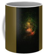 A Path In The Dark Coffee Mug