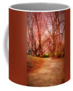 A Path To Fantasy - Holmdel Park Coffee Mug