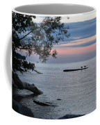 A Peaceful Sunset Coffee Mug