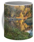 A Peak At Autumn Coffee Mug
