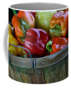 A Peck Of Peppers Coffee Mug
