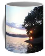 A Peek Of Light Coffee Mug