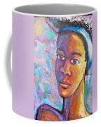 A Pensive Moment Coffee Mug