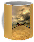 A Pier Coffee Mug