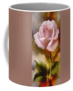 A Pink Rose For Amelia Coffee Mug
