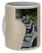 A Place To Sit Coffee Mug