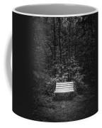 A Place To Sit Coffee Mug