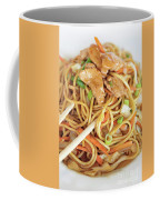 A Plate Of Noodles Coffee Mug