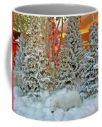 A Polar Bear Christmas Coffee Mug