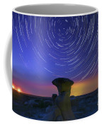 A Portal To Bisti Badlands Coffee Mug