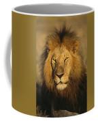 A Portrait Of A Male Coffee Mug
