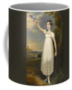 A Portrait Of Ellen Smith Of Nottingham Coffee Mug