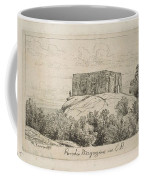 A Powder Magazine In Central Park From Scenes Of Old New York, By Henry Farrer, 1844-1903 Coffee Mug