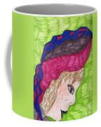 A Pretty Hat Coffee Mug