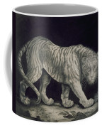A Prowling Tiger Coffee Mug