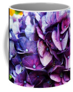 A Puff Of Purple Coffee Mug