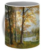 A Quiet Lake Coffee Mug