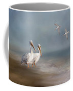 A Quiet Morning Coffee Mug