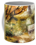A Quiet Place Coffee Mug