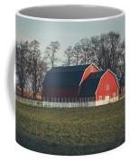 A Red Barn Coffee Mug