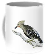 A Red Headed Woodpecker 2 Coffee Mug
