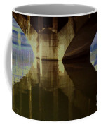 A Reflective Moment In Lyon Coffee Mug
