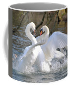 A Regal Fight Amongst Kings Coffee Mug